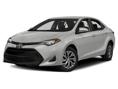 2019 Toyota Corolla 4-Door Sedan LE Cvti-S Sedan