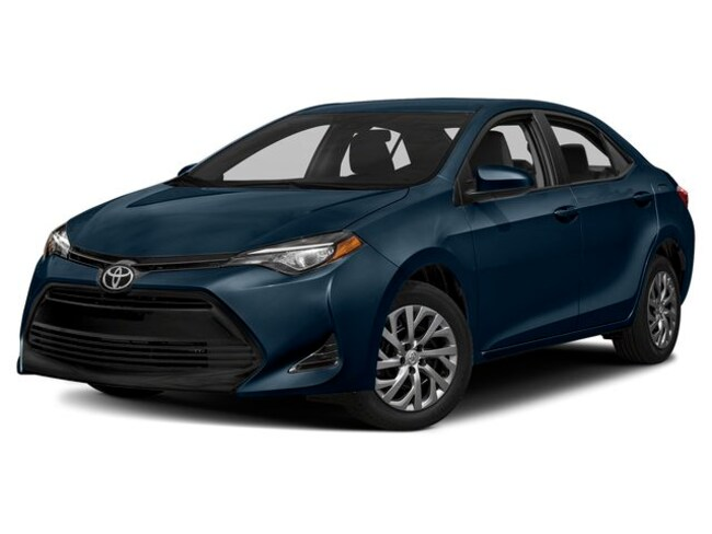 2019 Toyota Corolla 4-Door Sedan LE Cvti-S