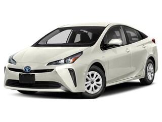 2019 Toyota Prius Technology +Pearl Hatchback