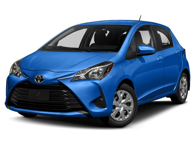 2019 Toyota Yaris Hatchback