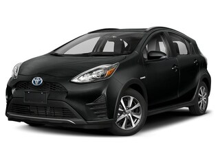 2019 Toyota Prius c Upgrade Hatchback