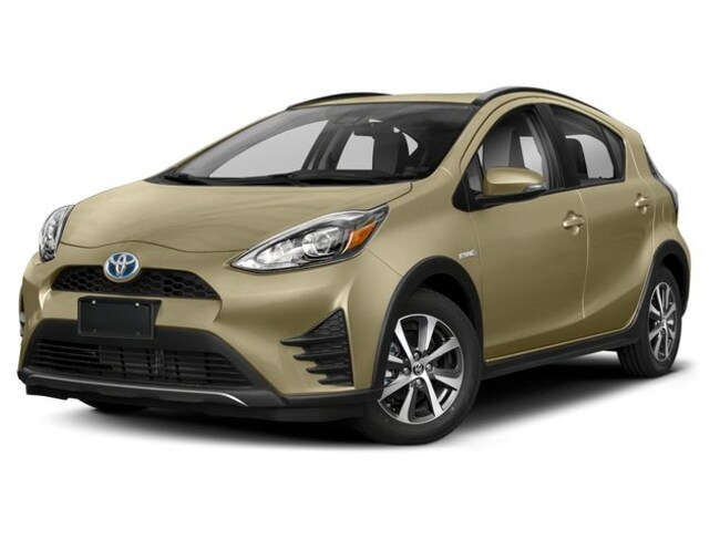 2019 Toyota Prius c Upgrade Package Hatchback