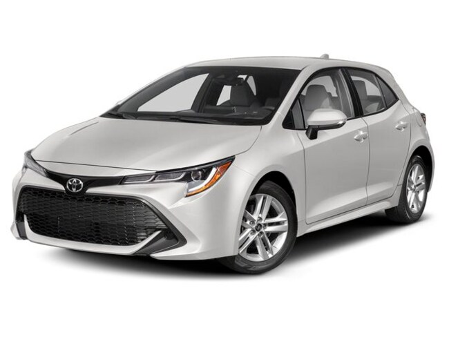 2019 Toyota Corolla SE Package -  Bluetooth Hatchback