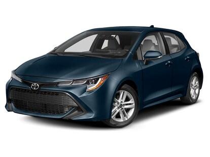 New 2019 Toyota Corolla For Sale at Maple Toyota | VIN: JTNK4RBE8K3067792
