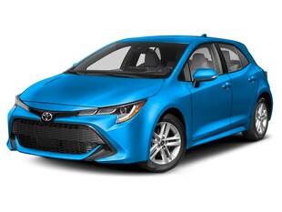 2019 Toyota Corolla HATCHBACK DIR. SHIFT Hatchback