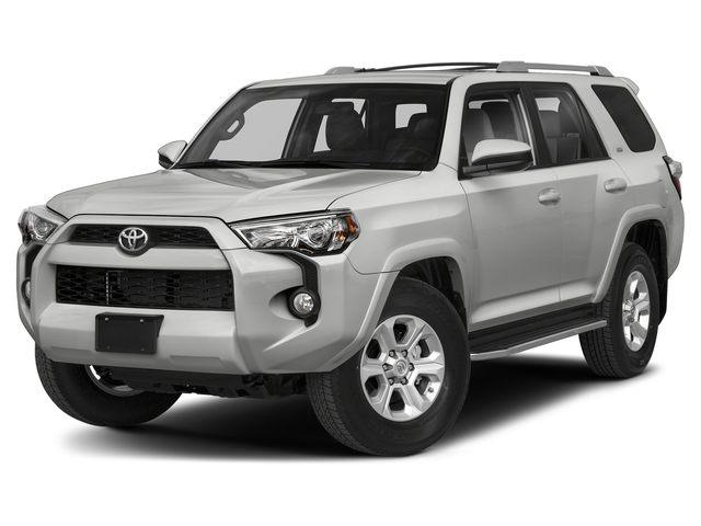 2019 Toyota 4RunnerSR5 V6 5A Limited Package 7-Passenger For