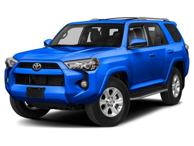 2019 Toyota 4Runner SR5 V6 5A  TRD PRO SUV