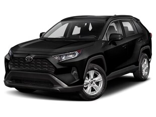 2019 Toyota RAV4 FWD LE 8SPD AUTO SUV