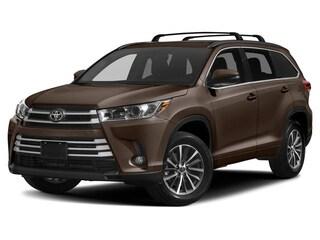 2019 Toyota Highlander XLE AWD SUV