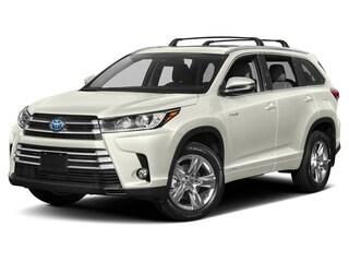 2019 Toyota Highlander Hybrid XLE VUS