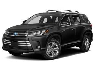 2019 Toyota Highlander Hybrid XLE SUV