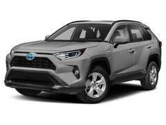 2019 Toyota RAV4 Hybrid AWD XSE (TWO TONE PAINT) SUV