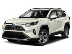 2019 Toyota RAV4 Hybrid Limited Package SUV