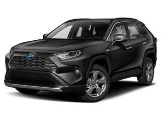 2019 Toyota RAV4 Hybrid Limited SUV