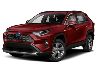 2019 Toyota RAV4 Hybrid SUV in Edmonton, AB