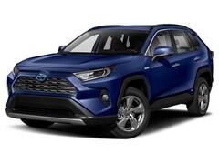 2019 Toyota RAV4 Hybrid Hybrid Limited SUV
