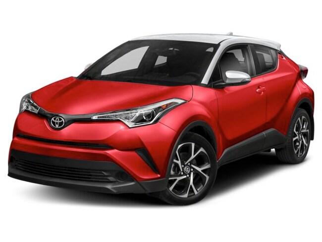 2019 Toyota C-HR C-HR XLE PREMIUM PACKAGE SUV
