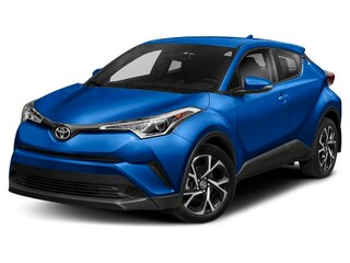 New 2019 Toyota C-HR XLE SUV in Edmonton, AB