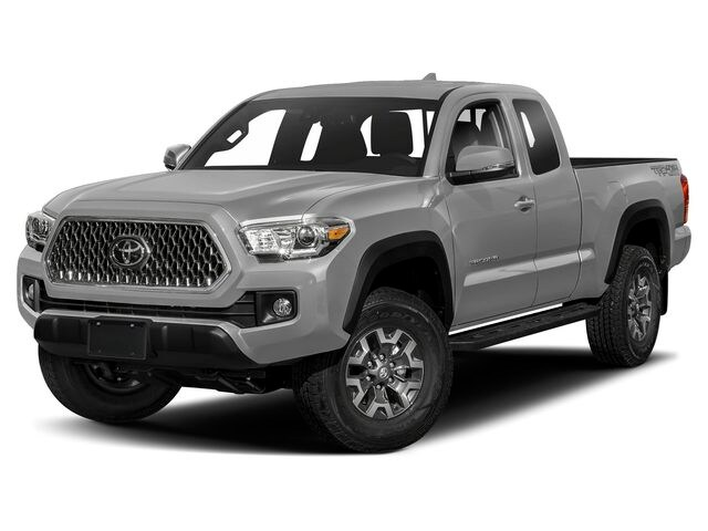 2019 Toyota Tacoma TRD Sport Truck Access Cab
