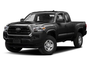 2019 Toyota Tacoma 4X4