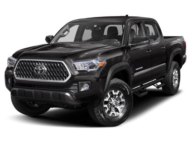 2019 Toyota Tacoma TRD OFF ROAD SHORT BOX Truck Double Cab