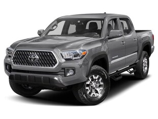 2019 Toyota Tacoma 4X4 DBL CAB TRD 6SP AUTO Truck Double Cab