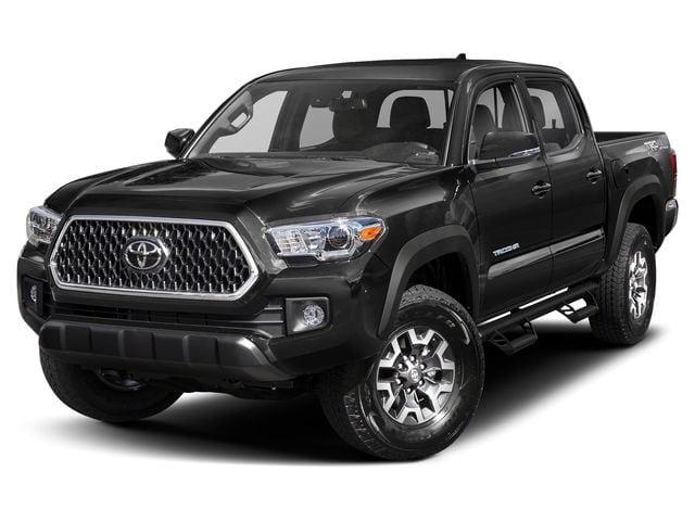 2019 Toyota Tacoma TRD Off Road V6 Short Box Truck Double Cab