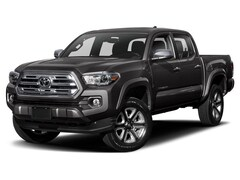 2019 Toyota Tacoma Double Cab Limited SB Truck Double Cab