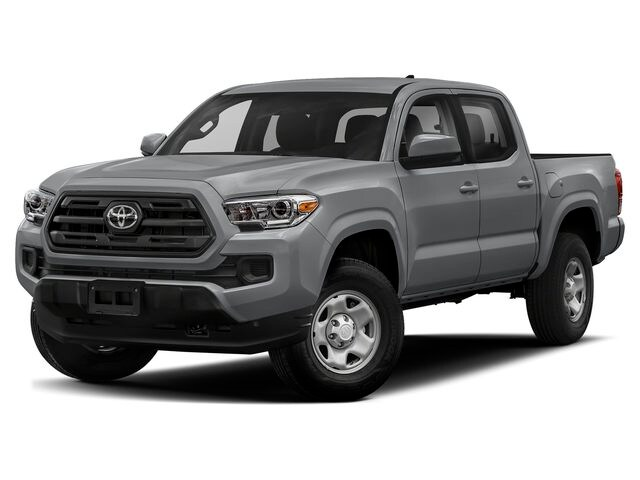 2019 Toyota Tacoma TRD Sport Upgrade Package SR5 V6 Truck Double Cab