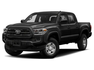 2019 Toyota Tacoma 4x4 Double Cab V6 SR5 6A Truck Double Cab