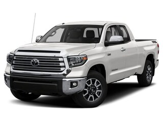 2019 Toyota Tundra Limited 5.7L V8 Truck Double Cab [CAJAD, FRGHT, ACTAX] V-8 cyl
