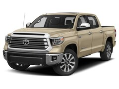 2019 Toyota Tundra 4x4 Crewmax TRD Offroad Package Truck CrewMax