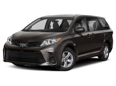 2019 Toyota Sienna 7-Passenger Van Passenger Van