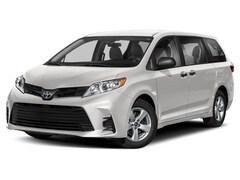 2019 Toyota Sienna LE 8-Passenger V6 Van Passenger Van