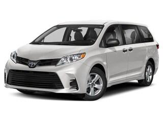 New 2019 Toyota Sienna LE 8-Passenger V6 Van Passenger Van in Edmonton, AB