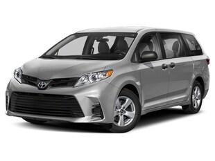 2019 Toyota Sienna 8 PSS 8 SPD LE Van Passenger Van