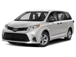 2019 Toyota Sienna 7 PASS 8 SPD AWD LE Van Passenger Van