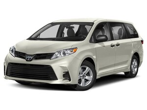 2019 Toyota Sienna XLE AWD 7-PASS Limited