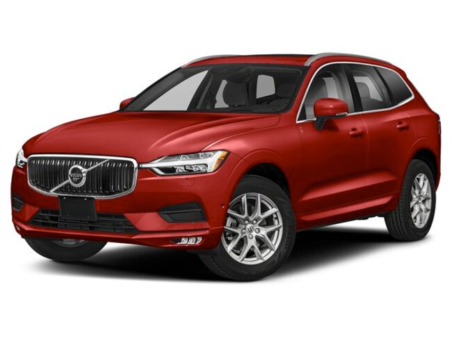 New 2019 Volvo Xc60 For Sale At Jim Pattison Volvo Of North