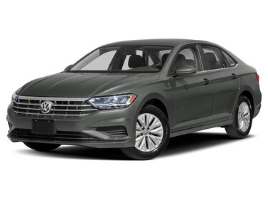 2019 Volkswagen Jetta Comfortline 1.4t 8sp at w/Tip Sedan