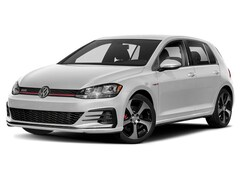 2019 Volkswagen Golf GTI 5-Door Manual