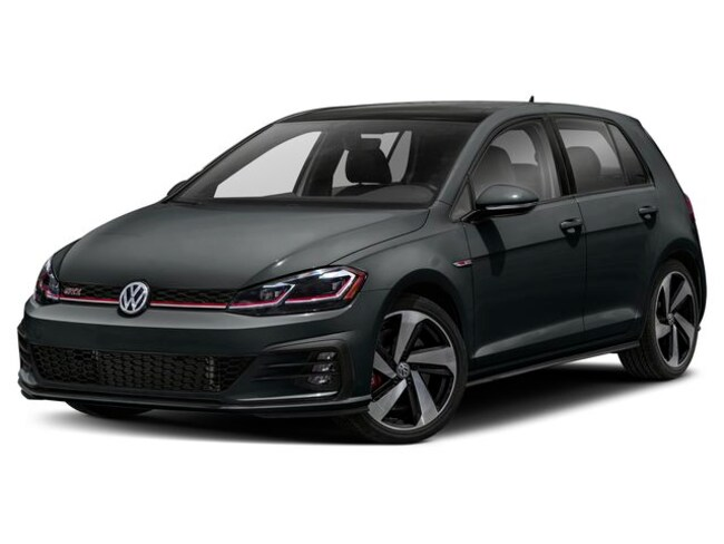 2019 Volkswagen Golf GTI Rabbit 5-Dr 2.0T 6sp À hayon