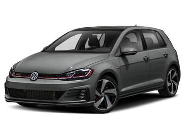 2019 Volkswagen Golf GTI 5-Dr 2.0T Autobahn 7sp DSG at w/Tip Hatchback