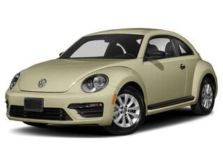 2019 Volkswagen Beetle Wolfsburg Edition Coupe 2.0T 6sp at w/Tip Hatchback