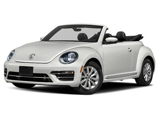 2019 Volkswagen Beetle Wolfsburg Edition Convertible 2.0T 6sp at w/Tip Convertible