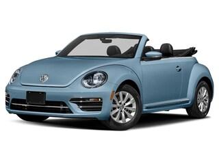2019 Volkswagen Beetle Wolfsburg Edition Convertible 2.0T 6sp at w/Tip Décapotable ou cabriolet