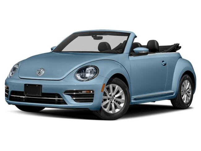 2019 Volkswagen Beetle Wolfsburg Edition Convertible 2.0T 6sp at w/Tip Décapotable ou cabriolet
