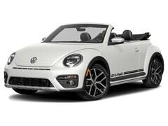 2019 Volkswagen Beetle Dune Convertible 2.0T 6sp at w/Tip Convertible