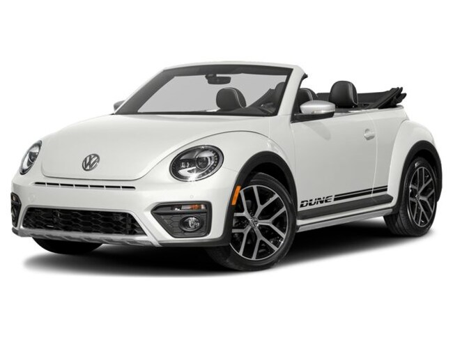 2019 Volkswagen Beetle DÉCapotable Dune Convertible 2.0T 6sp at w/Tip Convertible
