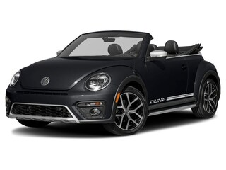 2019 Volkswagen Beetle Dune Convertible 2.0T 6sp at w/Tip Convertible